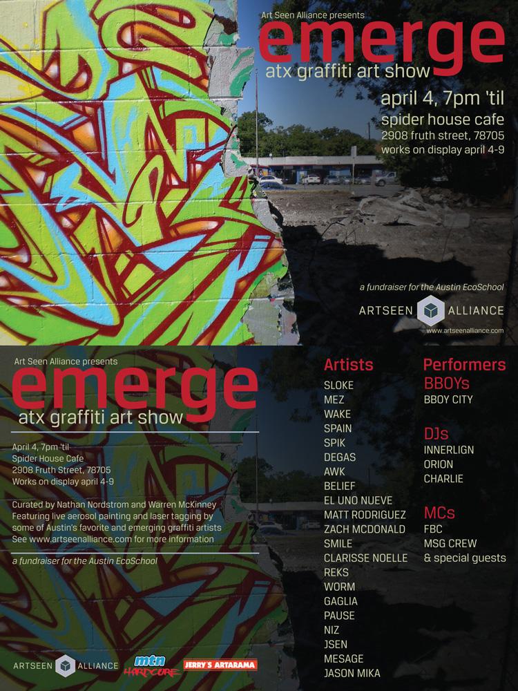 ATX Graffiti Art Show